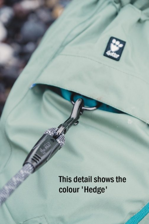 Rainblocker detail harness - colour hedge NZ