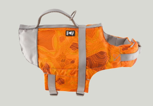 Life Savior Lifejacket orange camo NZ