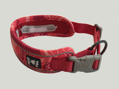 Weekend Warrior Collar coral camo NZ